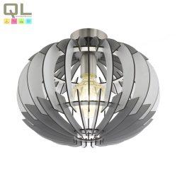 OLMERO Mennyezeti lámpa nikkel E27 96971