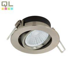 RANERA Süllyesztett, beépíthető lámpa nikkel LED dimmelhető 97028