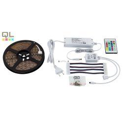EGLO LED STRIPES-FLEX LED szalag szett 5m LED-RGBW távkapcsolható 97928
