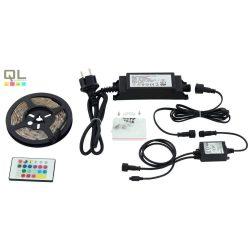 LED STRIPES-FLEX LED szalag LED-RGBW távkapcsolható 97929