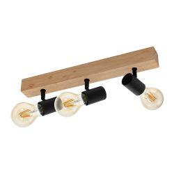 EGLO TOWNSHEND 3 spot lámpa 3X60W E27 98113