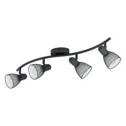 EGLO CAROVIGNO spot lámpa 4X40W E14 98623