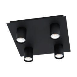 EGLO VALCASOTTO mennyezeti lámpa 4X4,5W GU10-LED 99516