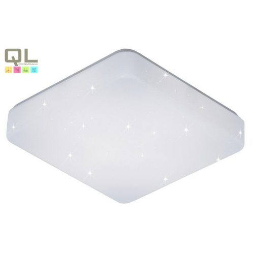 STARLIGHT IP44 fürdőszobai lámpa 4000K 27x27cm 746042