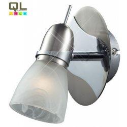 ESTO fali lámpa kapcsolóval CLIVIA 60710-1 Spot lámpa