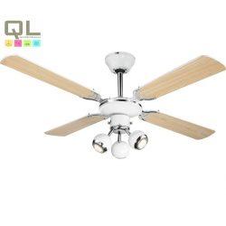 DRAGONERA LED-es mennyezeti csillár-ventilátor 55W 03351