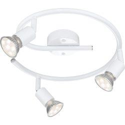 GLOBO OLANA Spot lámpa 3X GU10 LED 3W 57381-3L