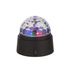 GLOBO DISCO Asztali lámpa 6X LED 0,06W 28014