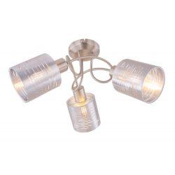 GLOBO MURCIA Függeszték 3X E14 15W 15343-3D