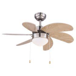 GLOBO RIVALDO Ventilátor 1X E14 60W 03301