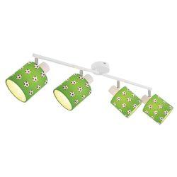 GLOBO LEMMI Spot lámpa 4X E14 LED 15W 54009-4