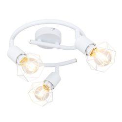 GLOBO XARA I Spot lámpa 3X E14 40W 54802W-3