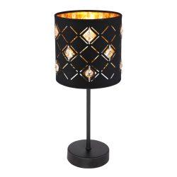 GLOBO ABBEY Asztali lámpa 1X E14 40W 15448T
