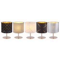 GLOBO ARLANA Asztali lámpa 1X E14 25W 15199-15