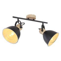GLOBO WIHO Spot lámpa 2X E27 40W 54018-2S