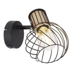 GLOBO LUISE Spot lámpa 1X E27 40W 54012-1S