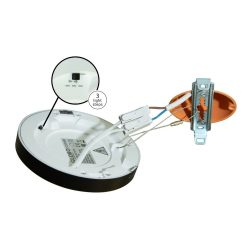 GLOBO LASSE Mennyezeti lámpa 1X LED 6W 12379-6B