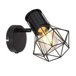 GLOBO PRISKA Spot lámpa 1X E27 40W 54017-1