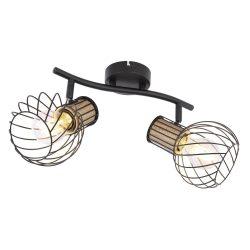 GLOBO LUISE Spot lámpa 2X E27 40W 54012-2S