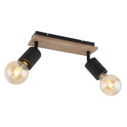 GLOBO JOSELLA Spot lámpa 2X E27 60W 54033-2