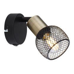 GLOBO FIASTRA Spot lámpa 1X E14 40W 54028-1