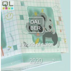 DALBER 2020 gyereklámpa katalógus