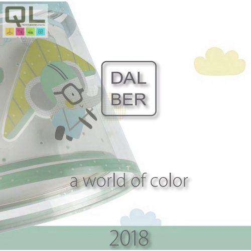 DALBER 2018 gyereklámpa katalógus     !!! kifutott termék, már nem rendelhető !!!