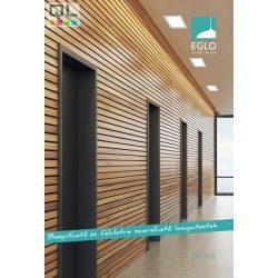 EGLO Beépített és felületre szerelt Katalógus 2018