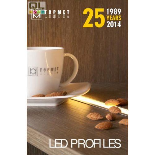 LED PROFIL katalógus      !!! kifutott termék, már nem rendelhető !!!