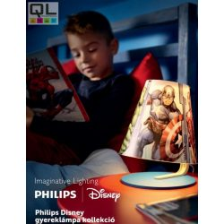 PHILIPS Disney gyereklámpa Katalógus