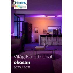 PHILIPS HUE világítsa otthonát okosan katalógus 2020-21