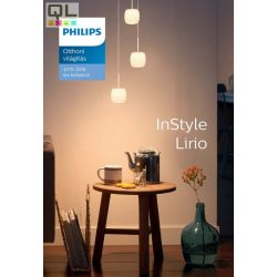 PHILIPS InStyle Lirio beltéri lámpa katalógus 2016
