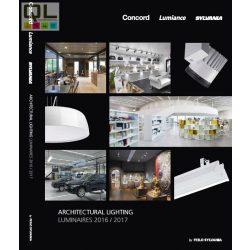 Sylvania Architectural - lámpatestek katalógus