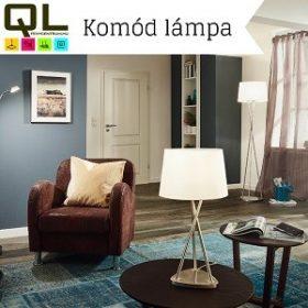 Komód lámpa (45 cm-nél magasabb asztali lámpák)