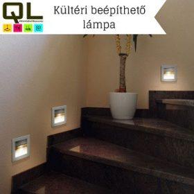 Kültéri beépíthető lámpa