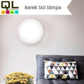 Kerek fali lámpa