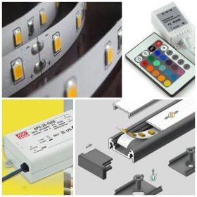 Összes LED világítás