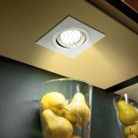 LED-es beépíthető lámpa