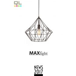 MaxLight 2017 újdonságok