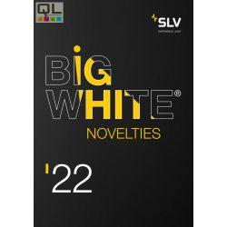 SLV BIG WHITE 2022 újdonságok katalógus